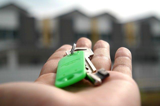 klucze do domu, mieszkania